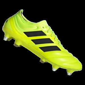 adidas Fußballschuh Copa 19.1 SG gelb fluo/schwarz