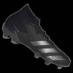 adidas Fußballschuh Predator Mutator 20.1 FG schwarz/silber