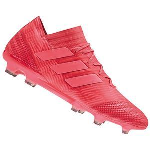 adidas Fußballschuh Nemeziz 17.1 FG hellrot/rot