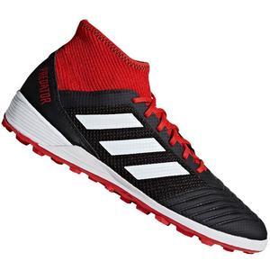 adidas Fußballschuh Predator Tango 18.3 TF Kunstrasen schwarz/rot