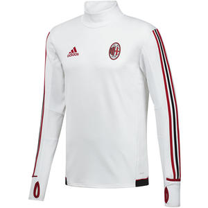 adidas AC Mailand Trainingsoberteil weiß/rot