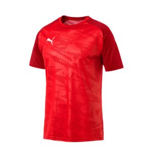 Puma Trainingshirt Cup Training Core Jersey rot/dunkelrot