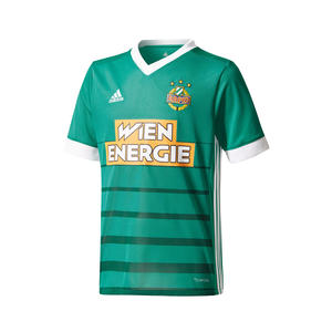 adidas SK Rapid Wien Kinder Heim Trikot 2018/19 grün/hellgrün