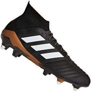 adidas Fußballschuh Predator 18.1 SG schwarz/gold