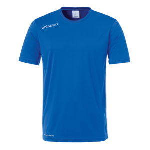 Uhlsport Trikot Essential Kurzarm blau/weiß