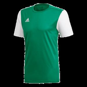 adidas Trikot Estro 19 Jersey grün/weiß