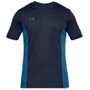 Under Armour Trainingsshirt Challenger II Top dunkelblau/blau
