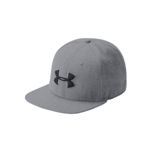 Under Armour Kappe Huddle Snapback 2.0 grau/schwarz