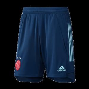 adidas Ajax Amsterdam Trainingsshort dunkelblau/hellblau