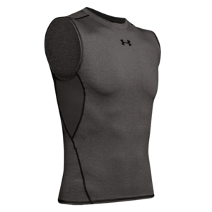 Under Armour Funktions Tank Top HeatGear Compression Top grau