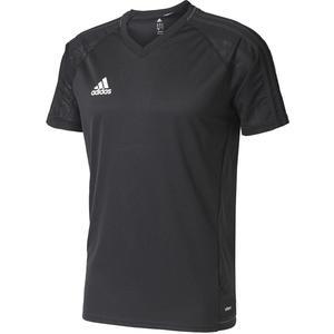 adidas Shirt Tiro 17 Training Jersey schwarz/weiß