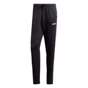 adidas Jogginghose Essentials 3S Single Open Hem Tapered Pant schwarz/weiß
