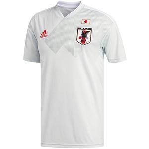 adidas Japan Herren Auswärts Trikot WM 2018 weiß/rot