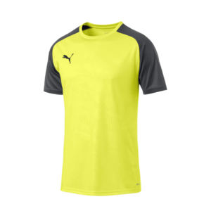 Puma Trainingshirt Cup Training Core Jersey gelb fluo/anthrazit