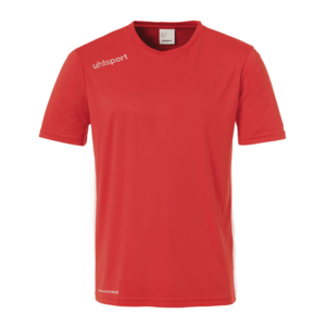 Uhlsport Trikot Essential Kurzarm rot/weiß
