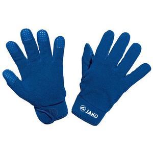 Jako Handschuhe Feldspieler Fleece blau/weiß