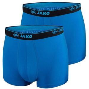 Jako Boxershort 2er Pack blau/schwarz