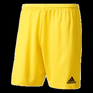 adidas Short Parma 16 gelb/schwarz