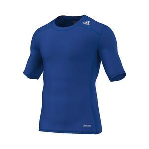 adidas Funktionsshirt Techfit Base Tee blau