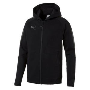 Puma Hoody Ascension Casuals schwarz/grau