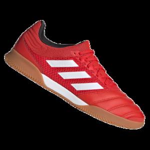 adidas Hallenschuh Copa 20.3 IN Sala rot/weiß