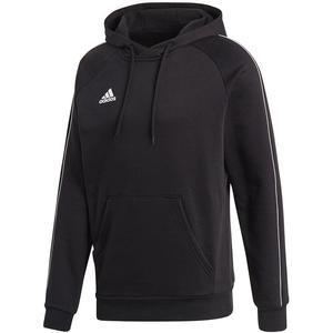 adidas Kapuzenpullover Core 18 Hoody schwarz/weiß