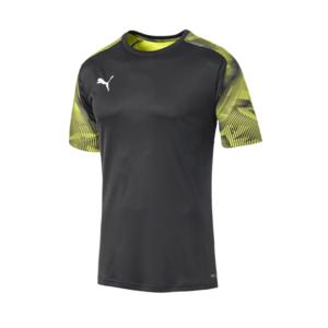 Puma Trainingshirt Cup Training Jersey anthrazit/gelb fluo