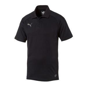 Puma Shirt Ascension Casuals Polo schwarz/grau