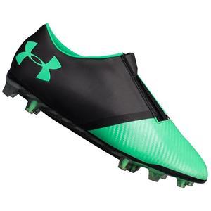 Under Armour Fußballschuh Spotlight FG schwarz/grün