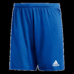 adidas Short Parma 16 blau/weiß