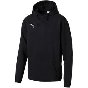 Puma Kapuzenpullover Liga Casuals Hoody schwarz/weiß