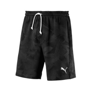 Puma Short Cup Casuals schwarz/weiß