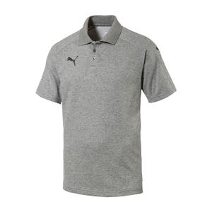 Puma Shirt Ascension Casuals Polo grau/schwarz