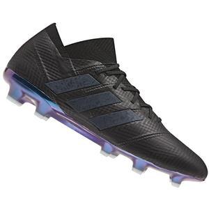 adidas Fußballschuh Nemeziz 18.1 FG schwarz