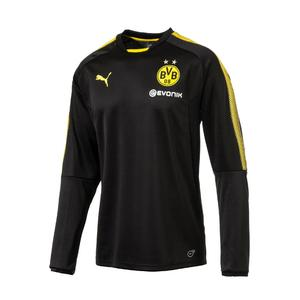 Puma BVB Trainingspullover schwarz/gelb
