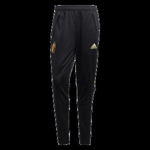 adidas Belgien Trainingshose schwarz