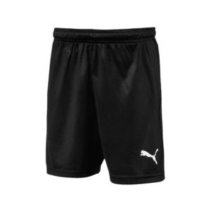 Puma Kinder Short Liga Core schwarz/weiß