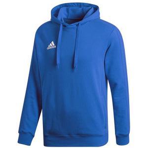 adidas Kapuzenpullover Tiro 17 Hoody blau/weiß
