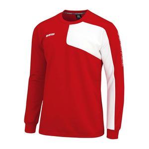 Errea Pullover Mavery rot/weiß