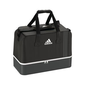 adidas Sporttasche Tiro Teambag Bottom Compartment M schwarz/weiß