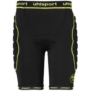 Uhlsport Torwart Short BIONIKFRAME Padded Short schwarz/gelb fluo