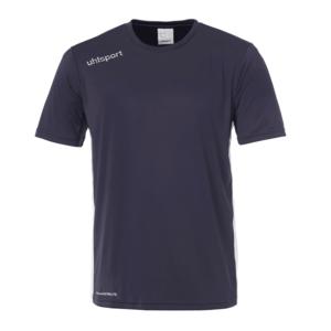 Uhlsport Trikot Essential Kurzarm dunkelblau/weiß