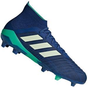 adidas Fußballschuh Predator 18.1 FG dunkelblau/türkisblau