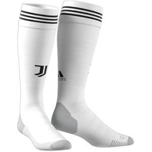 adidas Juventus Turin Heim Stutzen 2018/19 weiß