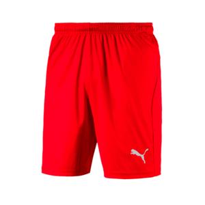 Puma Short Liga Core rot/weiß