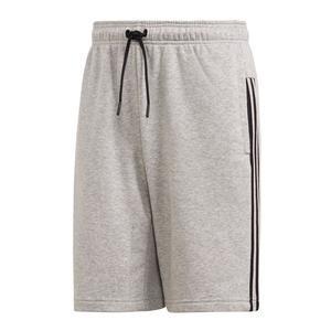 adidas Short Must Haves 3 Stripes grau/schwarz