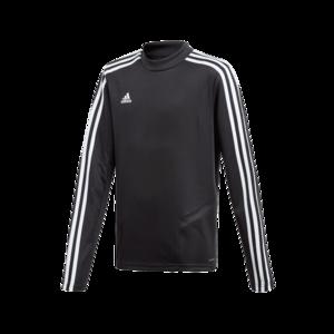 adidas Kinder Sweater Tiro 19 Training Top schwarz/weiß