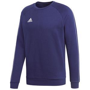 adidas Trainingspullover Core 18 Sweat Top dunkelblau/weiß