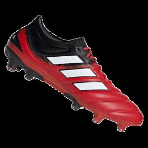adidas Fußballschuh Copa 20.1 FG rot/schwarz