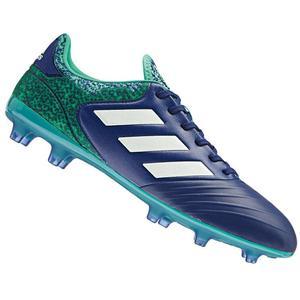 adidas Fußballschuh Copa 18.2 FG dunkelblau/türkisblau